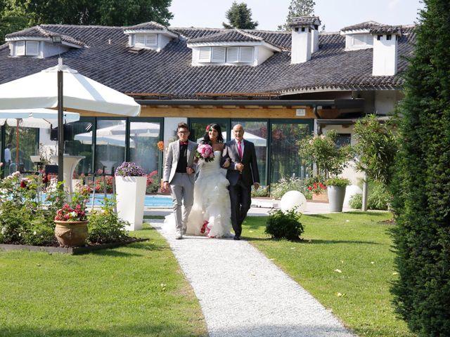 Il matrimonio di Andrea e Elisa a Bagnolo San Vito, Mantova 5