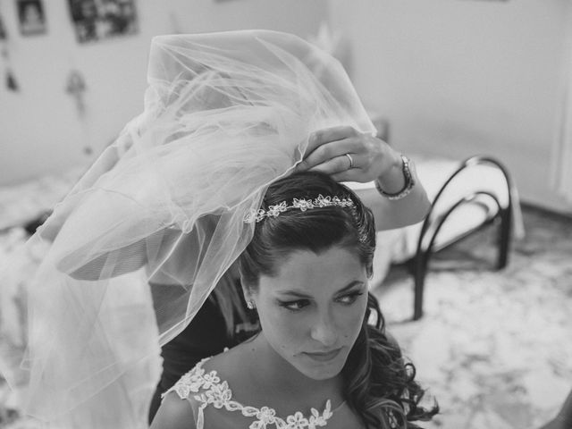 Il matrimonio di Marvin e Simona a Taviano, Lecce 16
