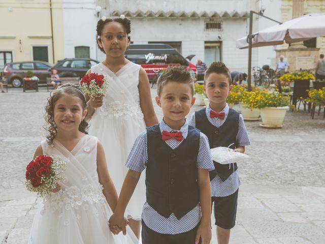 Il matrimonio di Marvin e Simona a Taviano, Lecce 25