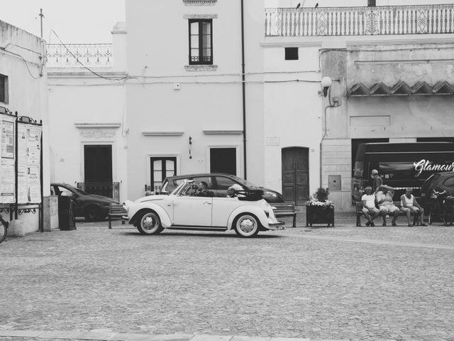 Il matrimonio di Marvin e Simona a Taviano, Lecce 26