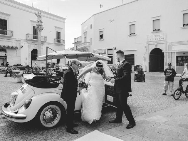 Il matrimonio di Marvin e Simona a Taviano, Lecce 27