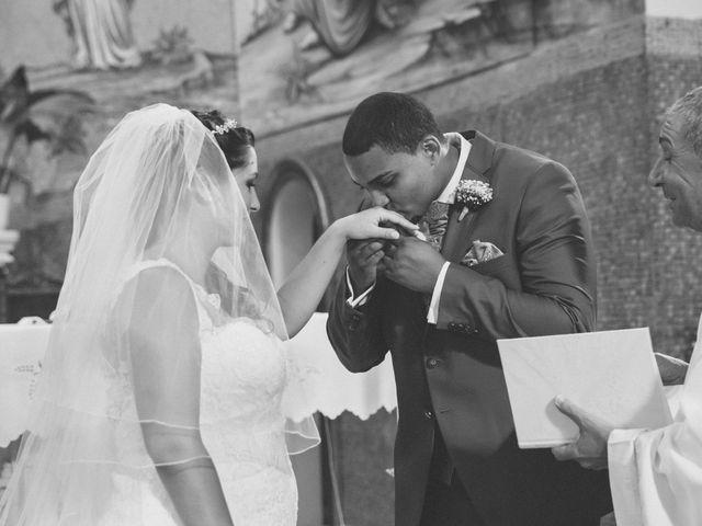 Il matrimonio di Marvin e Simona a Taviano, Lecce 32