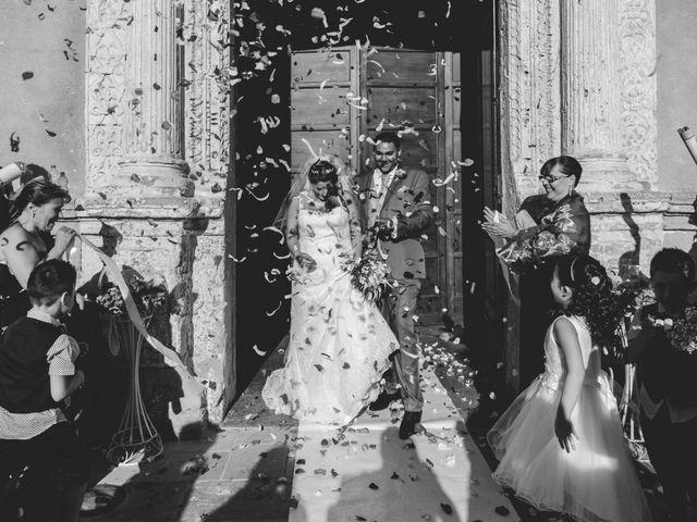Il matrimonio di Marvin e Simona a Taviano, Lecce 35