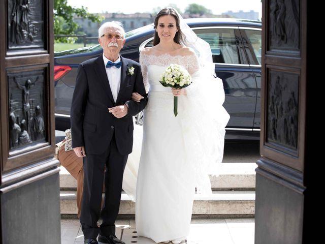 Il matrimonio di Mirko e Lelia a Brescia, Brescia 23