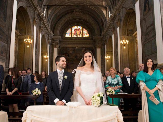Il matrimonio di Mirko e Lelia a Brescia, Brescia 38