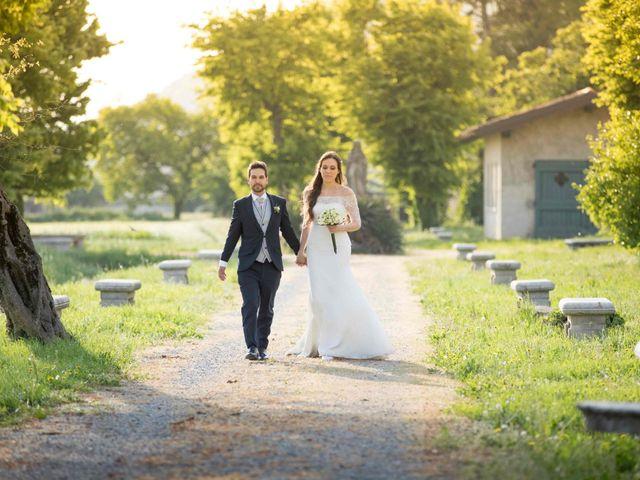 Il matrimonio di Mirko e Lelia a Brescia, Brescia 66