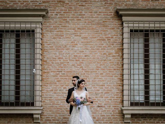 le nozze di Marcella e Nicola