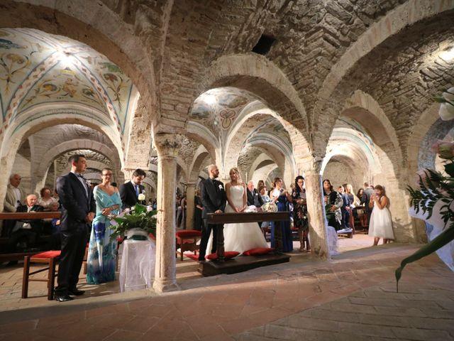 Il matrimonio di Alessandro e Lucia a Umbertide, Perugia 19