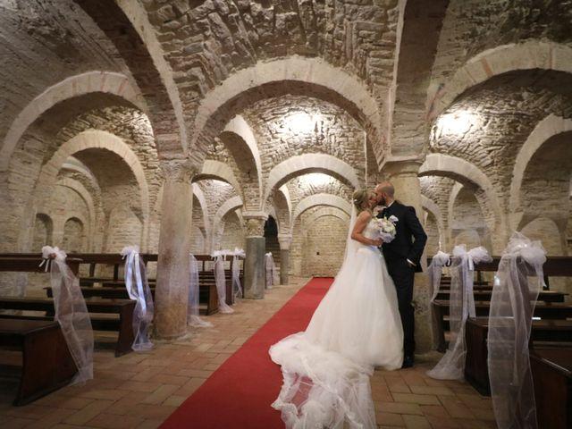 Il matrimonio di Alessandro e Lucia a Umbertide, Perugia 22