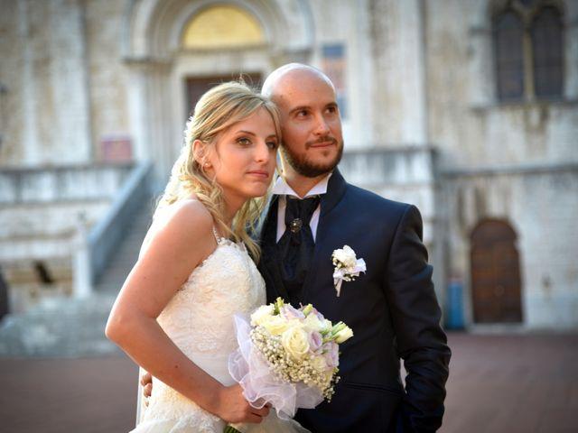 Il matrimonio di Alessandro e Lucia a Umbertide, Perugia 25