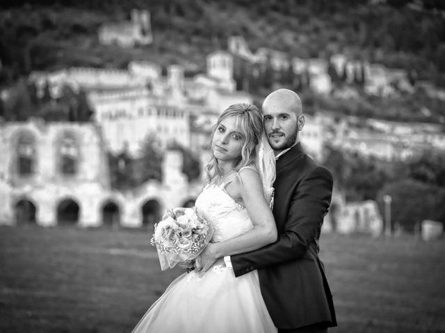 Il matrimonio di Alessandro e Lucia a Umbertide, Perugia 32