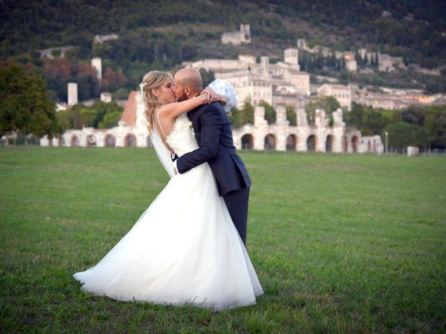 Il matrimonio di Alessandro e Lucia a Umbertide, Perugia 2