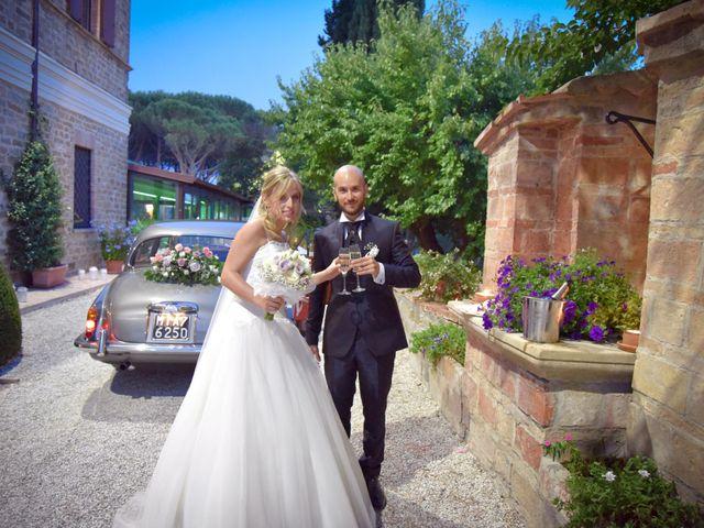 Il matrimonio di Alessandro e Lucia a Umbertide, Perugia 33