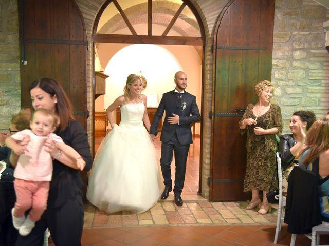 Il matrimonio di Alessandro e Lucia a Umbertide, Perugia 35