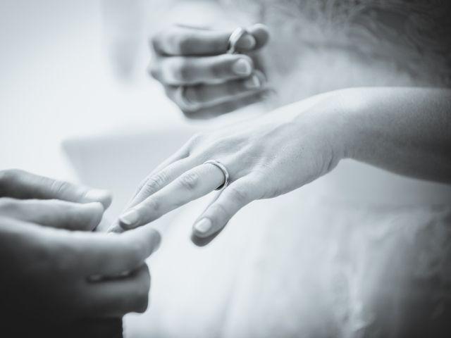 Il matrimonio di Aimone e Elisa a Roncoferraro, Mantova 1