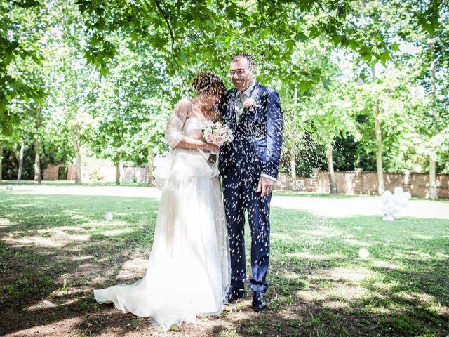 Il matrimonio di Aimone e Elisa a Roncoferraro, Mantova 29