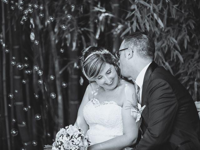 Il matrimonio di Aimone e Elisa a Roncoferraro, Mantova 34