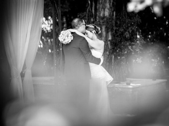 Il matrimonio di Aimone e Elisa a Roncoferraro, Mantova 35