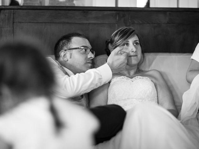 Il matrimonio di Aimone e Elisa a Roncoferraro, Mantova 39
