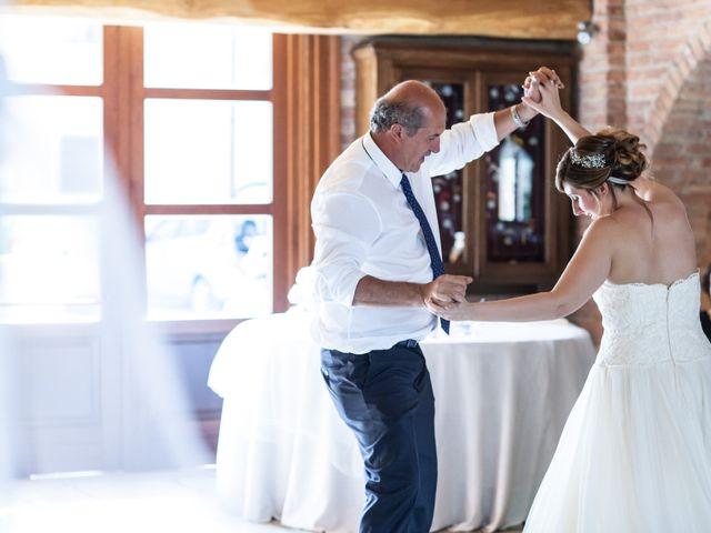 Il matrimonio di Aimone e Elisa a Roncoferraro, Mantova 44