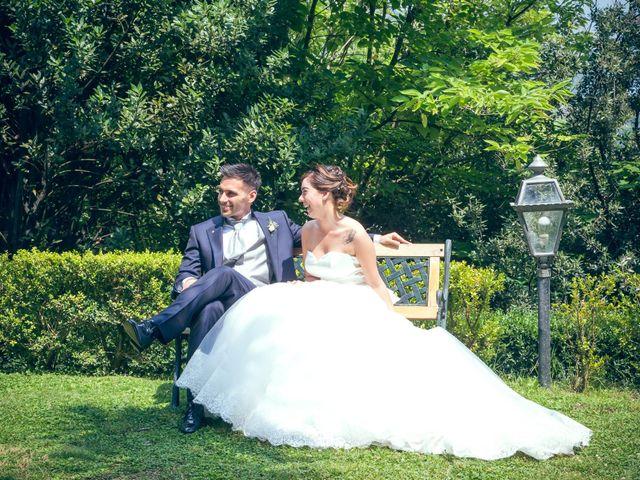 Le nozze di Arianna e Piero