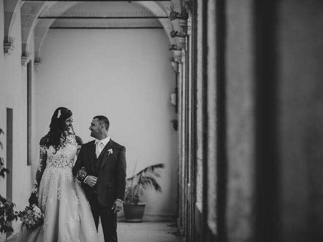Le nozze di Aneika e Marco