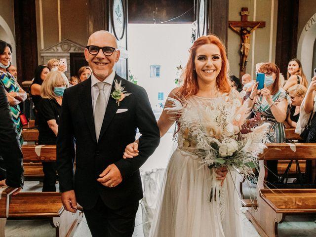 Il matrimonio di Marco e Martina a Cellole, Caserta 24