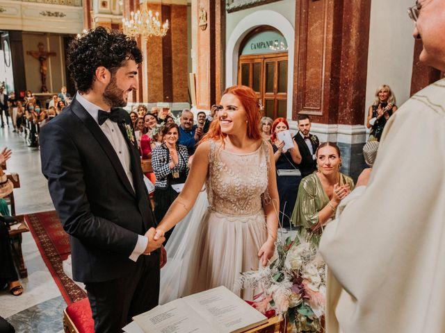Il matrimonio di Marco e Martina a Cellole, Caserta 26
