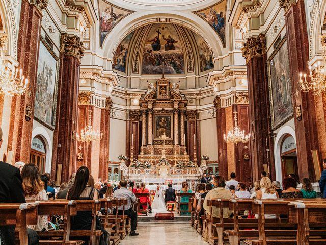 Il matrimonio di Marco e Martina a Cellole, Caserta 27