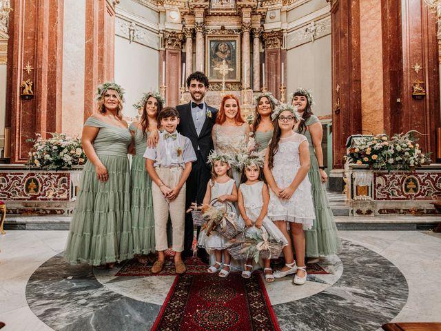 Il matrimonio di Marco e Martina a Cellole, Caserta 32