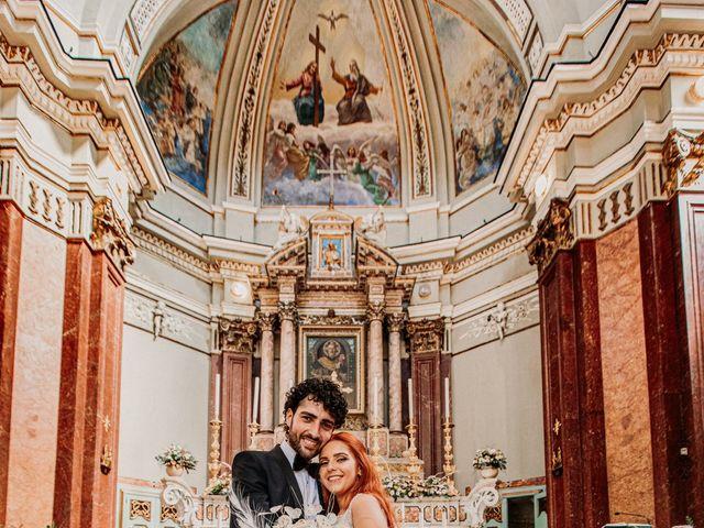 Il matrimonio di Marco e Martina a Cellole, Caserta 33