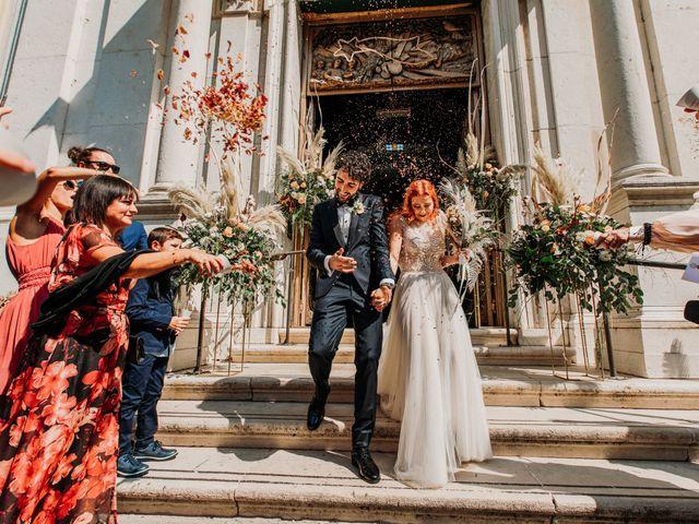 Il matrimonio di Marco e Martina a Cellole, Caserta 34