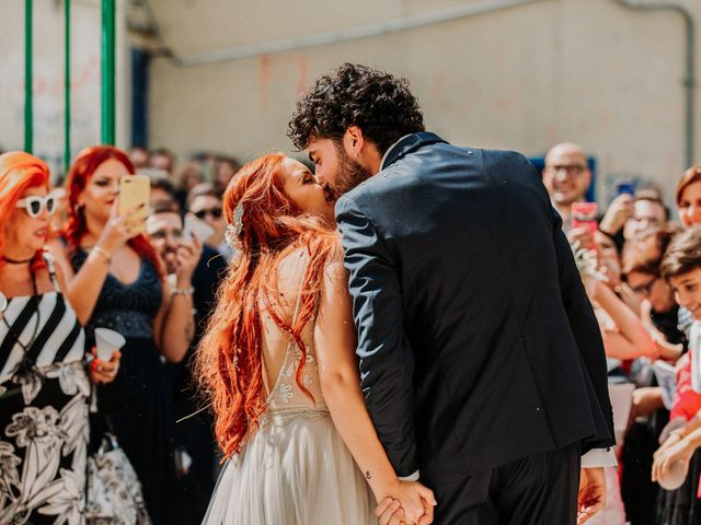 Il matrimonio di Marco e Martina a Cellole, Caserta 35
