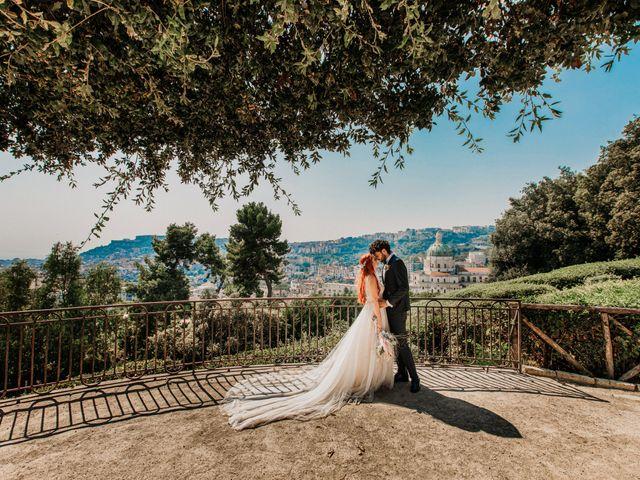 Il matrimonio di Marco e Martina a Cellole, Caserta 36