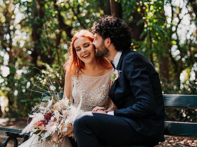 Il matrimonio di Marco e Martina a Cellole, Caserta 37