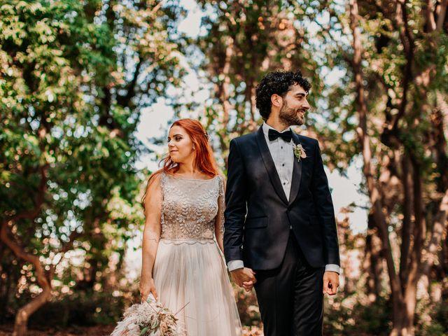 Il matrimonio di Marco e Martina a Cellole, Caserta 44