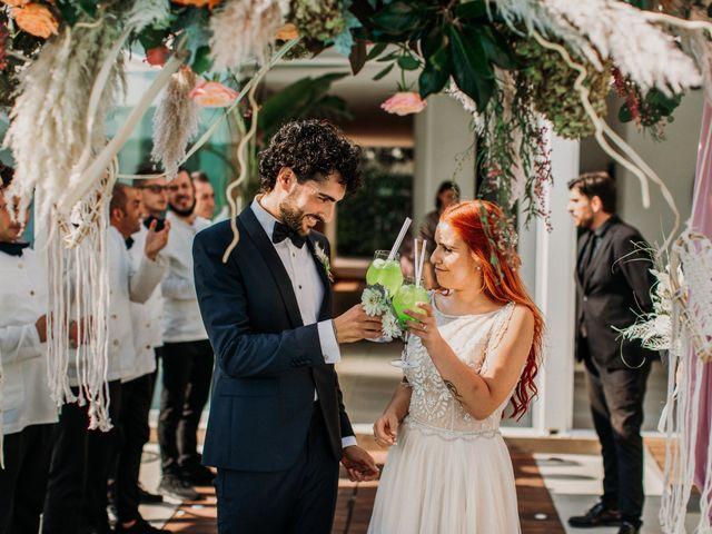 Il matrimonio di Marco e Martina a Cellole, Caserta 47