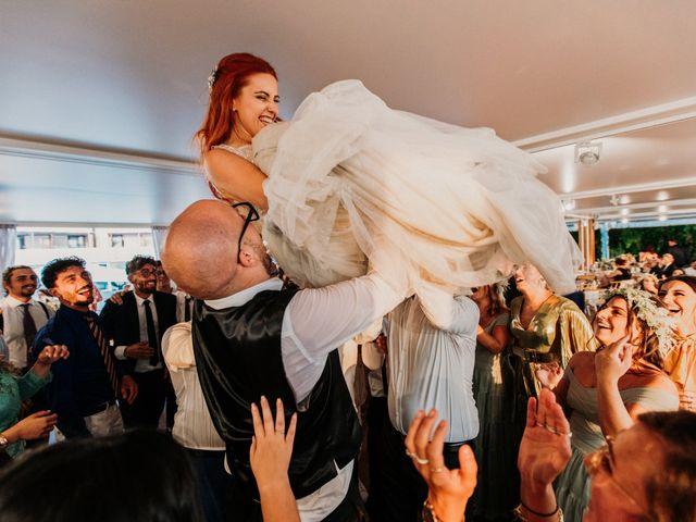 Il matrimonio di Marco e Martina a Cellole, Caserta 57