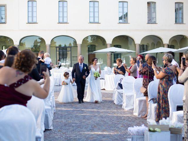 Il matrimonio di Luca e Erica a Sesto San Giovanni, Milano 8