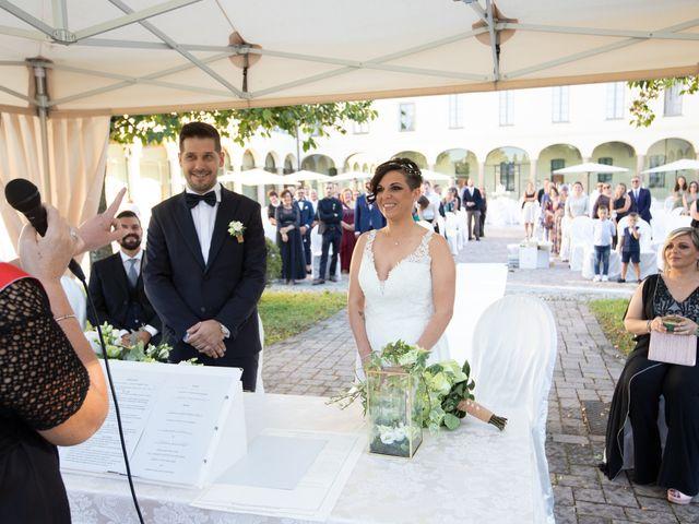 Il matrimonio di Luca e Erica a Sesto San Giovanni, Milano 9
