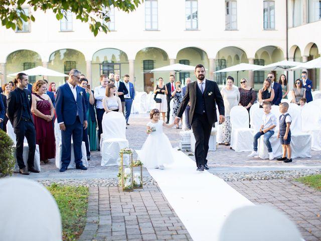 Il matrimonio di Luca e Erica a Sesto San Giovanni, Milano 11