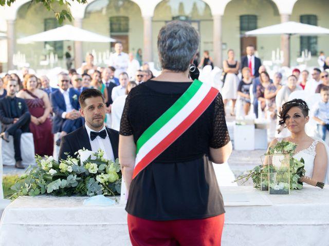 Il matrimonio di Luca e Erica a Sesto San Giovanni, Milano 12