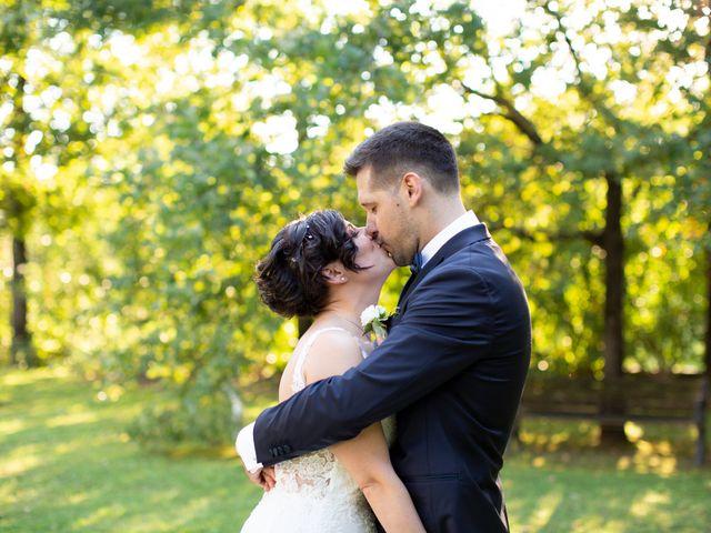 Il matrimonio di Luca e Erica a Sesto San Giovanni, Milano 15