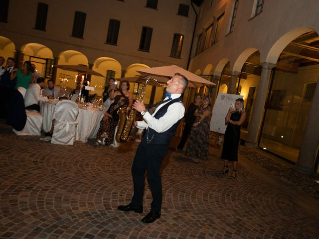 Il matrimonio di Luca e Erica a Sesto San Giovanni, Milano 21