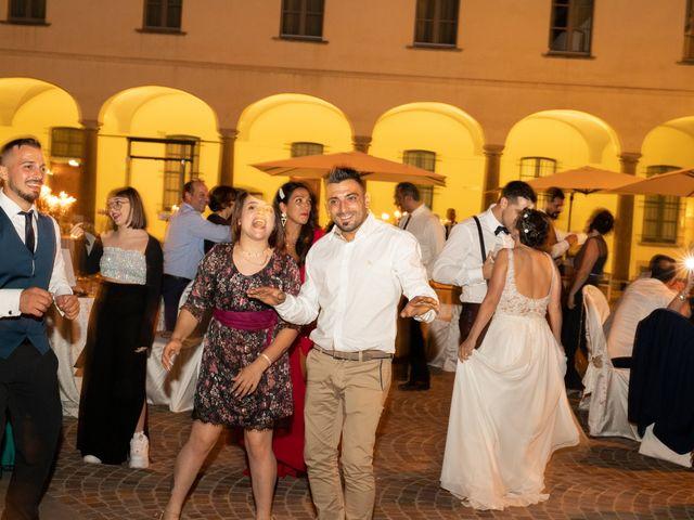 Il matrimonio di Luca e Erica a Sesto San Giovanni, Milano 22