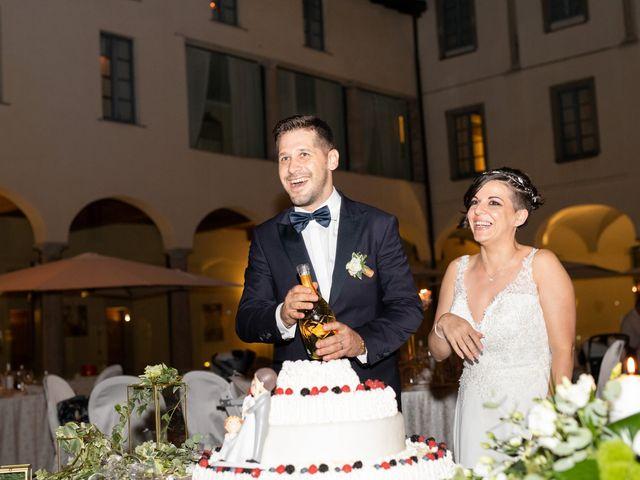 Il matrimonio di Luca e Erica a Sesto San Giovanni, Milano 28
