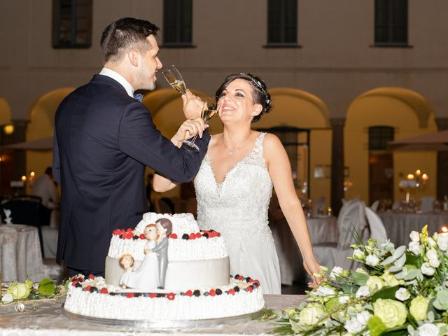 Il matrimonio di Luca e Erica a Sesto San Giovanni, Milano 29