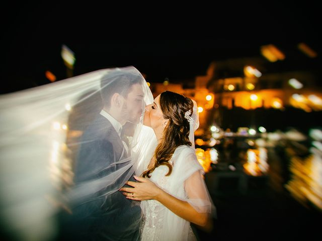 Le nozze di Vincenzo e Mariantonietta