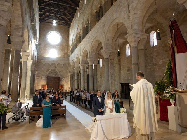Il matrimonio di Valentina e Alessandro a Trani, Bari 1