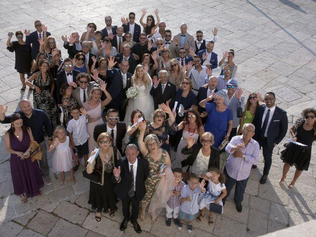 Il matrimonio di Valentina e Alessandro a Trani, Bari 2
